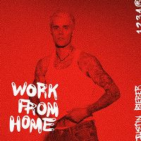 Cover Justin Bieber - Work From Home [EP]
